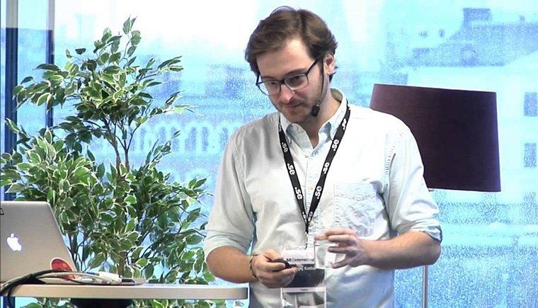Bitrefill CEO Sergej Kotliar via ForkLog