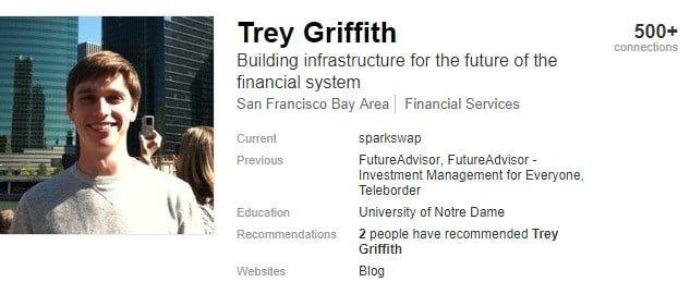 Trey Griffith Via LinkedIn