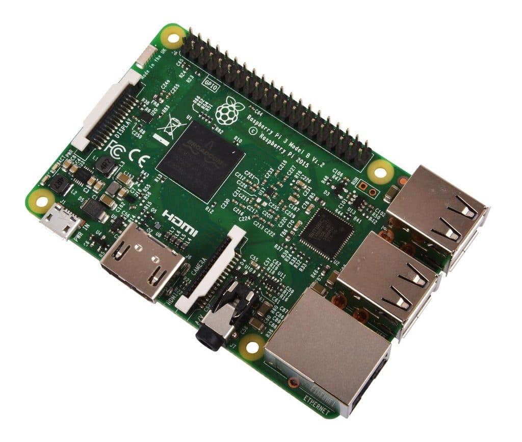 Raspberry Pi RaspiBlitz Protocol