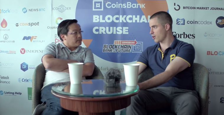 Charlie Lee and Roger Ver Debate Block Size