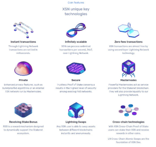 XSN Features via Twitter