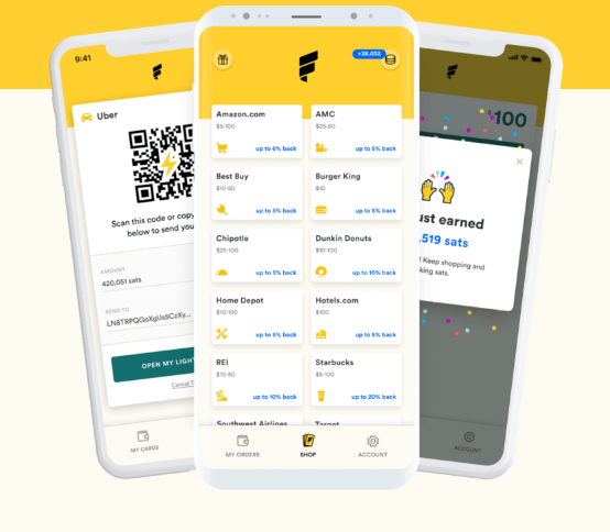 Fold app via Homepage