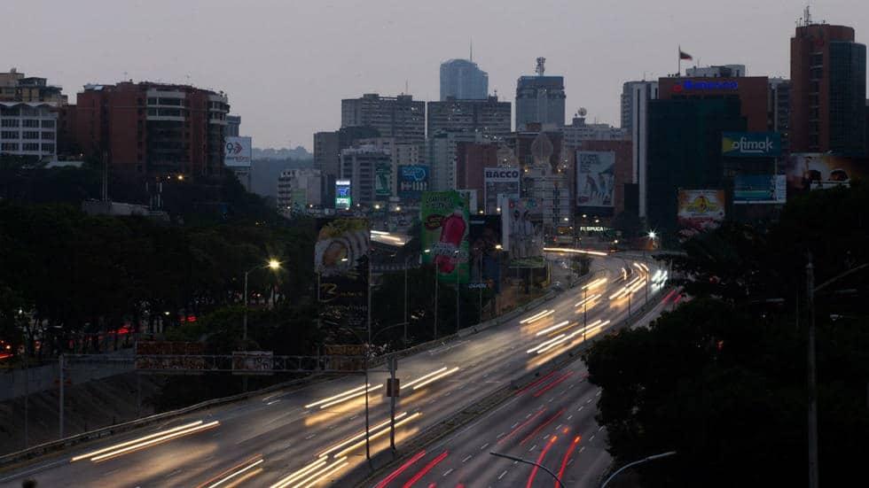 Venezuela-Blackout- Locha Mesh Initiative