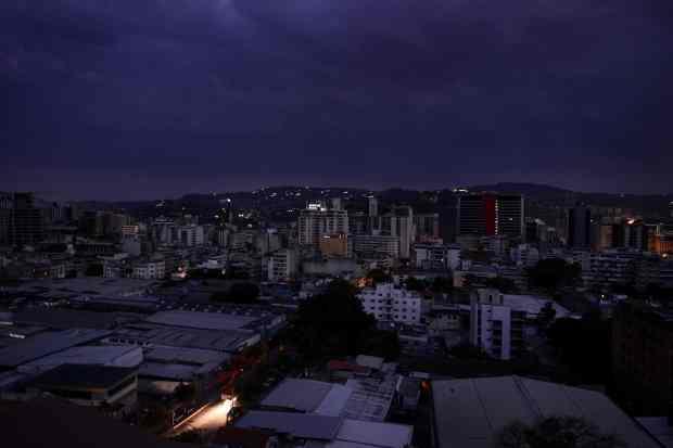 Venezuela Power Outage - Locha Mesh initiative