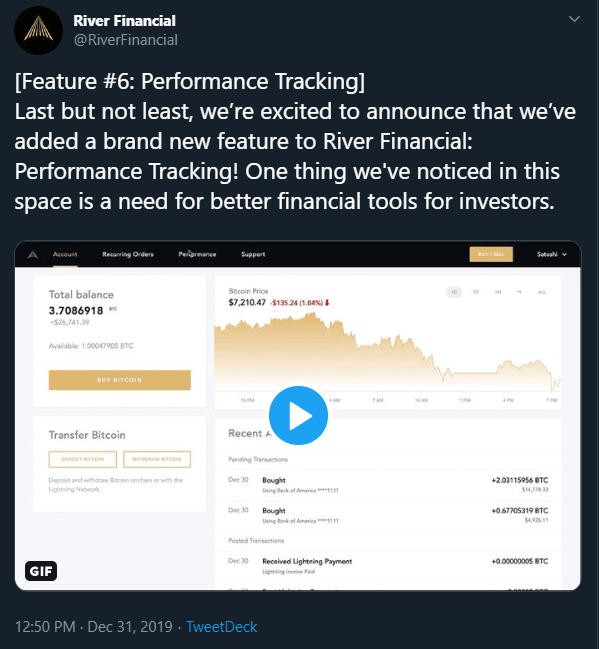 River Financial via Twitter