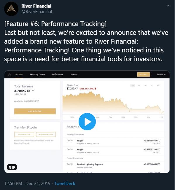 River Financial via Twitter